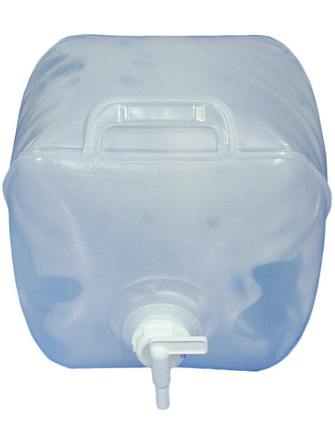 Katadyn Foldable Canister Water Can 10l Food-Safe transparent